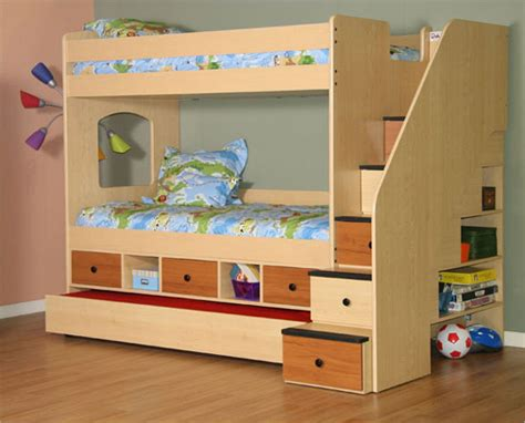 bunk bed with stairs ikea bunk beds with stairs the interior decorating rooms