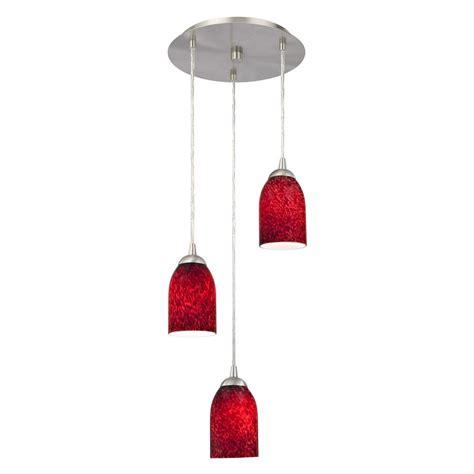 Multi Glass Pendant Lights Modern Multi Light Pendant Light With Glass And 3 Lights Ebay