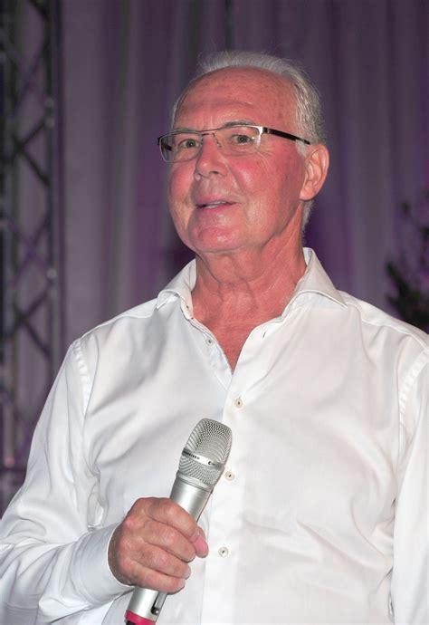 Franz Beckenbauer nach besorgniserregendem bericht so geht es beckenbauer
