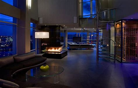 room christian world center beautiful view vancouver penthouse