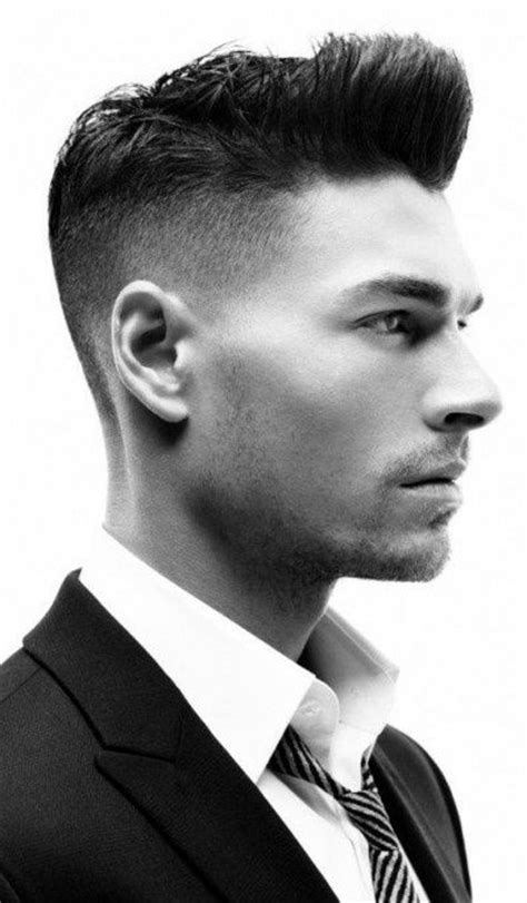 men gq hair shaved sides i hate this half shaved look why create a huge division