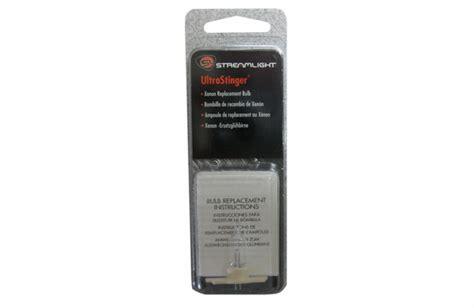 led light bulb for streamlight stinger streamlight ultrastinger flashlight replacement bulb