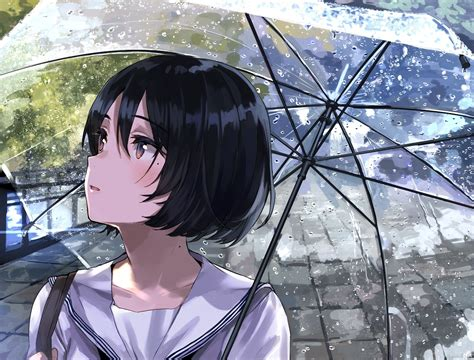 Anime Umbrella by Umbrella Anime Original Anime Wallpaper