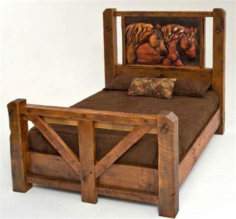 Western Bed Frames 40 Best Images About Bed Frames On Western Furniture Western Homes And Furniture