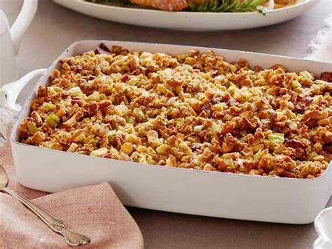 best stuffing and dressing recipes for thanksgiving food network thanksgiving recipes menus