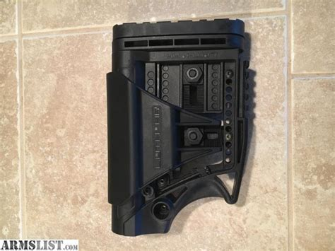 Luth Ar Stock Mba 3 by Armslist For Sale Trade Luth Ar Mba 3 Carbine Stock