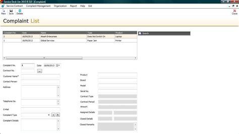 Federal Help Desk by Service Desk 2014 Lite Free Service Management Software