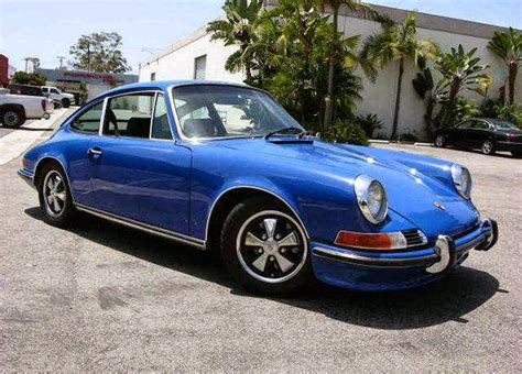 1969 Porsche 911 For Sale 1969 Porsche 911e Sportomatic Related Infomation
