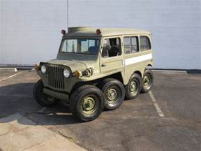 rubicon4wheeler willys jeep 8x8 creation