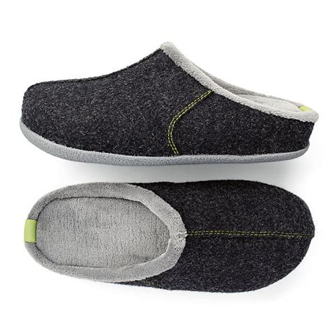 comfort slippers memory foam brookstone comfort memory foam slippers accessories