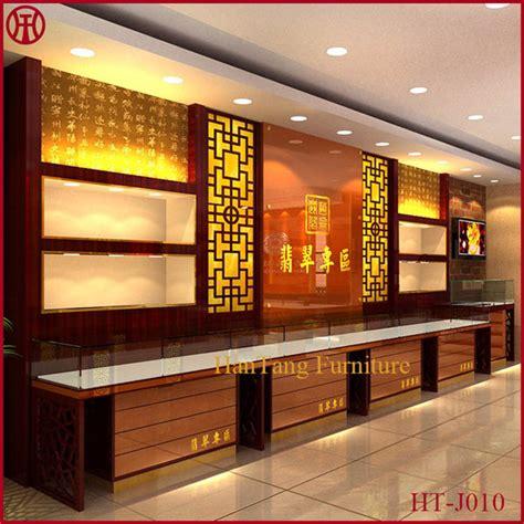 Interior Decorations stylish jewelry store furniture jewelry display design