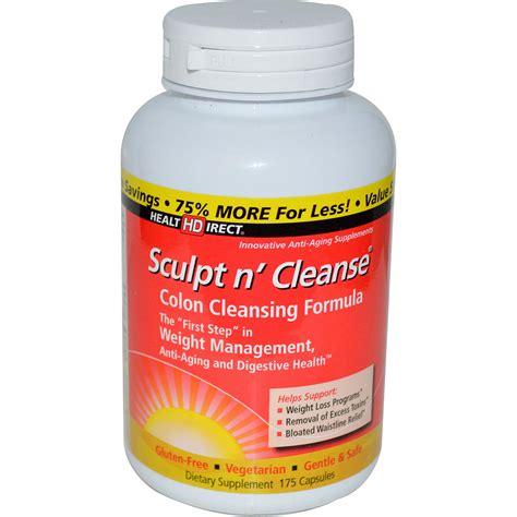 Detox Your Chrome Explorer by Health Direct Sculpt N Cleanse Colon Cleansing Formula