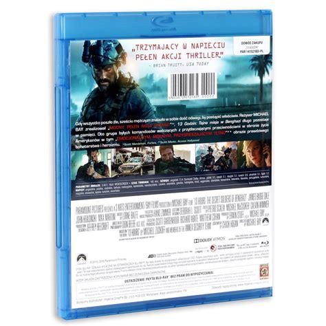 film z serii tajna misja 13 godzin tajna misja w bengazi blu ray disc michael