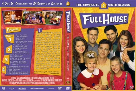 full house wikia image full house season 6 dvd jpg fuller house wikia fandom powered by wikia