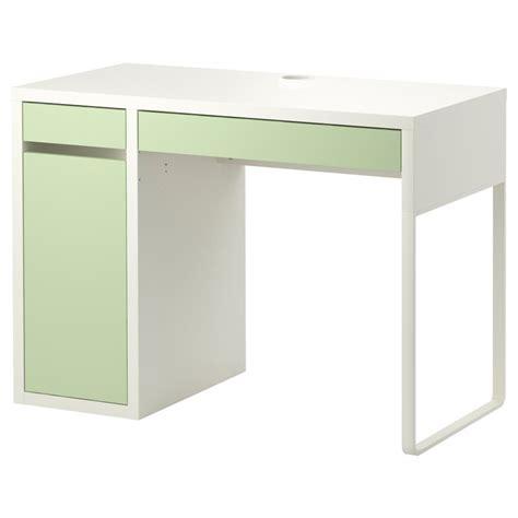 lit superposé bureau ikea micke bureau blanc vert clair ikea chambre garcon
