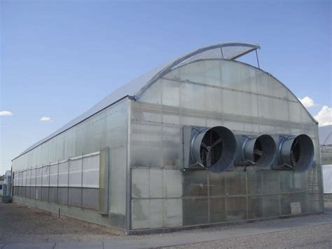 ventilation fans for greenhouses natural ventilation and fog increase efficiency