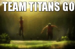 Funny Running Titan Tumblr - attack on titan gif find share on giphy