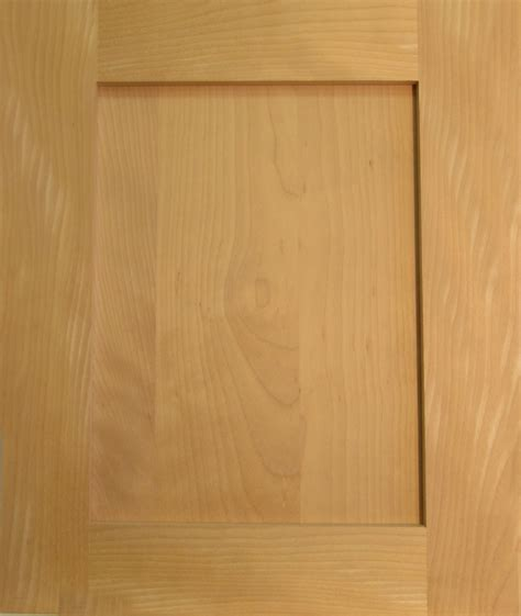 birch kitchen cabinet doors birch shaker door dhw cabinet doors