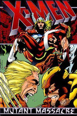 x men mutant massacre 0785167412 mutant massacre wikipedia