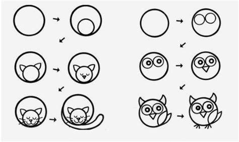 c 243 mo aprender a dibujar animales paso a paso im 225 genes videos dibujos de como dibujar dibujos de fciles de corazones