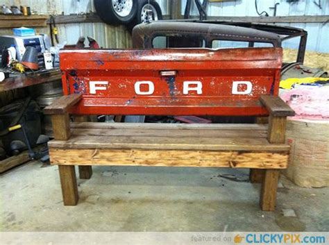 best 25 truck tailgate bench ideas on