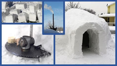 how to make an igloo in your backyard how to build an igloo in your backyard youtube