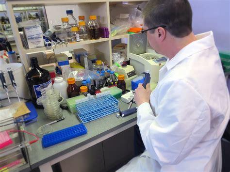 bench scientist researching cannabis genetics a q a with cj schwartz ph