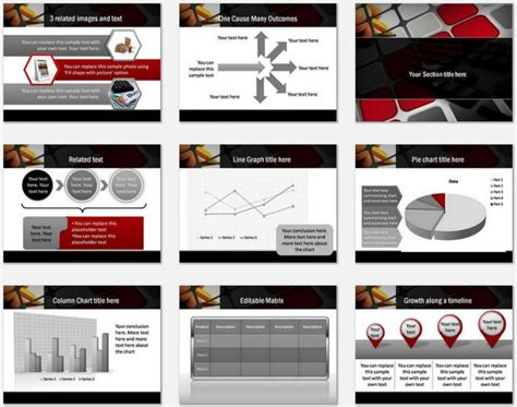 modern powerpoint themes pictures to pin on pinterest