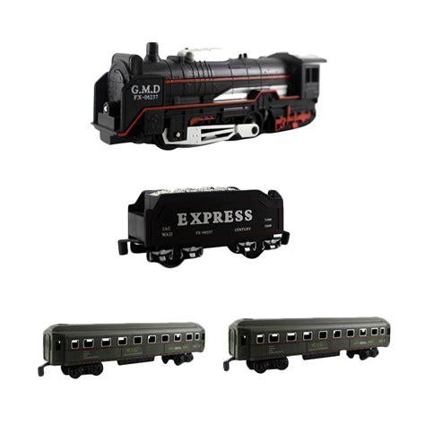 For Sale Rangkaian Kereta Api Railking Besar jual enandem rail king intelligent classical mainan kereta harga kualitas
