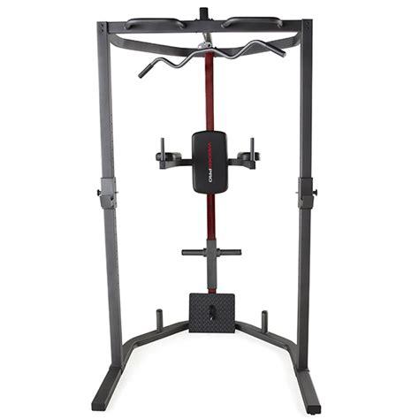 chaise romaine weider power rack