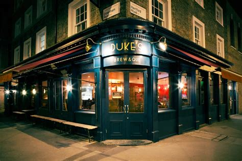 dukes brew  haggerston london bar reviews