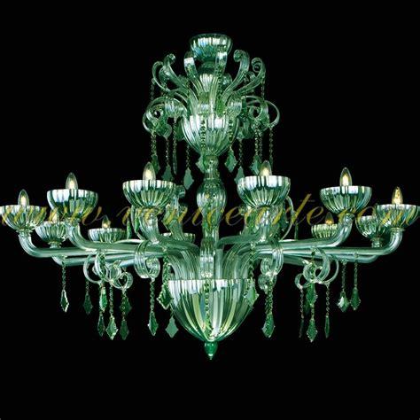 Murano Glass Chandelier Modern Vignole Venice Arte