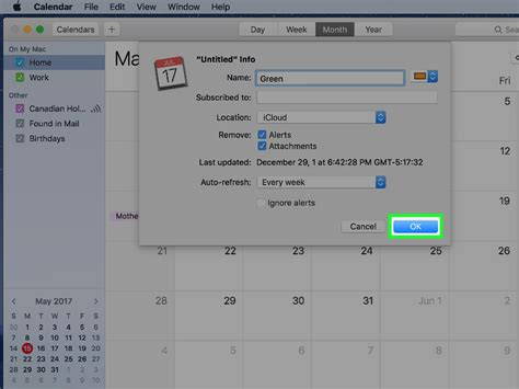 easy ways sync facebook ical pictures