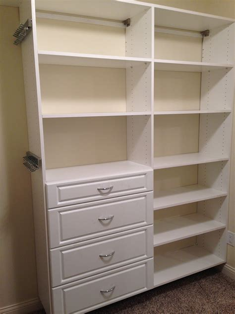 Closet Shelving System by Custom Closets Shelving Systems Plus