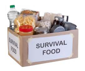 10 types of food you need in your earthquake kit