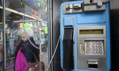 telefono cabina telefonica las cabinas telef 243 nicas desaparecer 225 n a finales de a 241 o