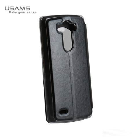 Lg G3 D850 Usams Merry Series usams lg g3 flip stand smart cover luxury pu leather