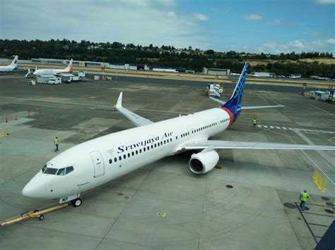 Air 2 Indonesia sriwijaya air buka rute penerbangan langsung tanjung pinang tiongkok the president post