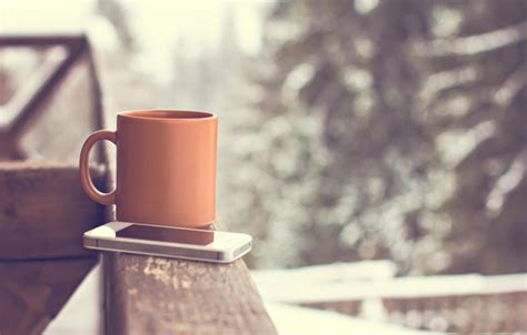 coffee winter wallpaper wallpaper hot cup snow cup smartphone winter coffee