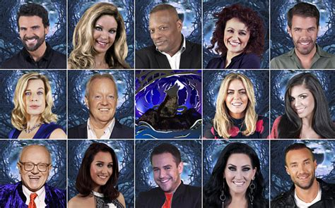whos on celeb bb celebrity big brother 2015 housemates pay packets revealed