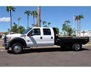 Ford F450 Flatbed 2016 Ford F 450 Flatbed Truck For Sale Mesa Az