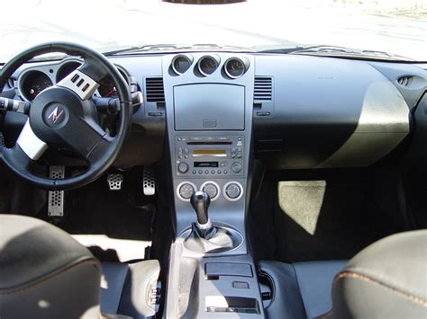 2003 Nissan 350z Interior by 2003 Nissan 350z Interior Pictures Cargurus