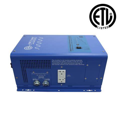 1000 watt inverter charger 1000 watt sine inverter charger etl certified