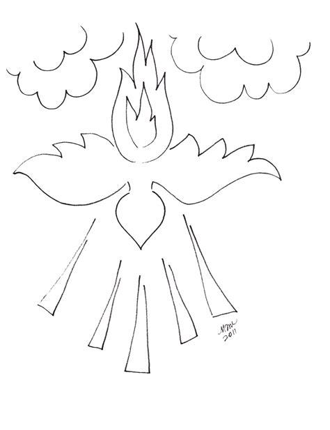 dibujos para colorear de la paloma del espiritu santo dibujos para colorear de la paloma del espiritu santo
