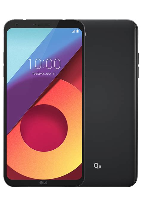 Lg Q6 3 32gb Black lg q6 dual sim 32gb nero tiger shop i prezzi aggressivi