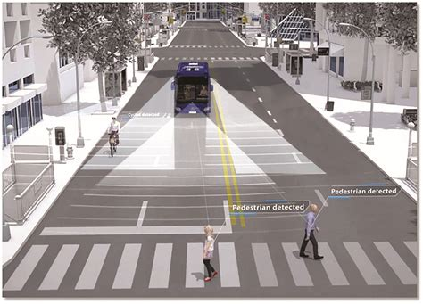 rosco demos mobileye shield collision avoidance technology  albany  announcement