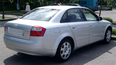 Audi A4b6 by File Audi A4 B6 Rear 20080612 Jpg
