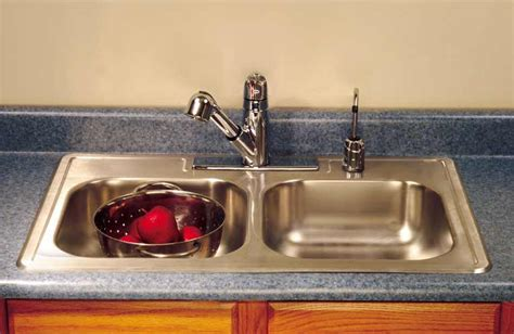 fitting a kitchen sink install a kitchen sink