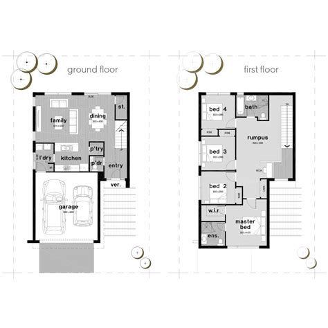 paramount floor plan paramount home design plans ballarat geelong