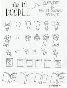 doodle how to make everything doodle how to draw accents bujo bullet journal